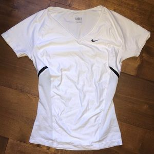 Mint shape worn ONCE. Nike athletic top.